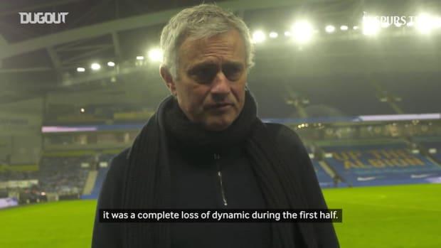 Jose Mourinho: Harry Kane thinks he'll be back in a couple of weeks