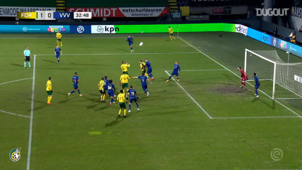 Flemming helps Fortuna Sittard defeat VVV-Venlo 3-2