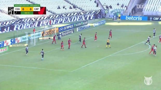 Highlights Brasileirão: Ceará 0-2 Athletico-PR