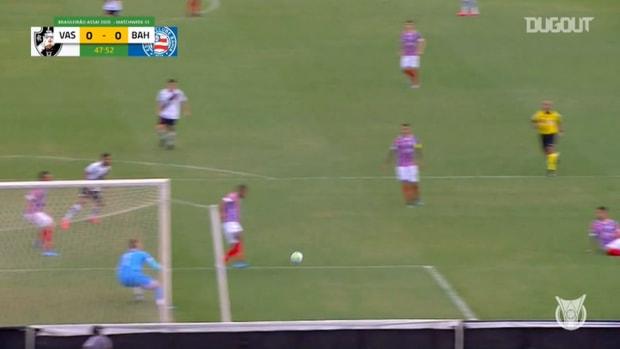 Highlights Brasileirão: Vasco 0-0 Bahia