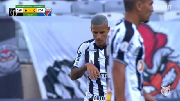 Highlights Brasileirão: Atlético-MG 2-0 Fortaleza