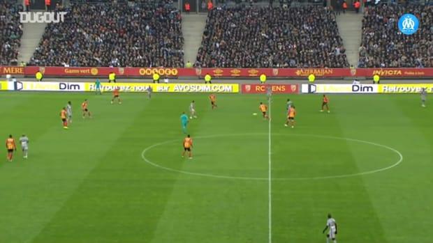 Andre Ayew's superb team goal vs Lens