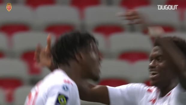 Disasi and Diop clinch the win for Monaco at Nice