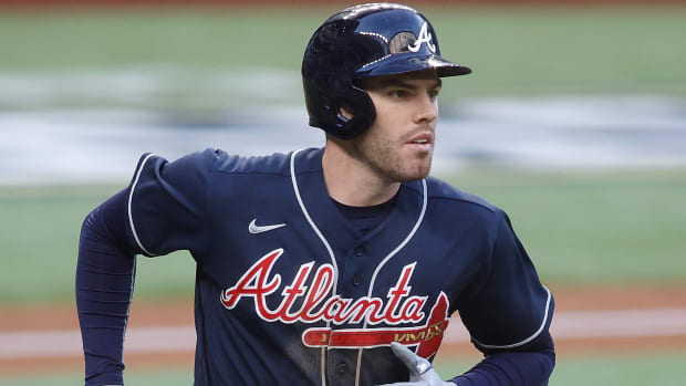 Atlanta Braves Freddie Freeman