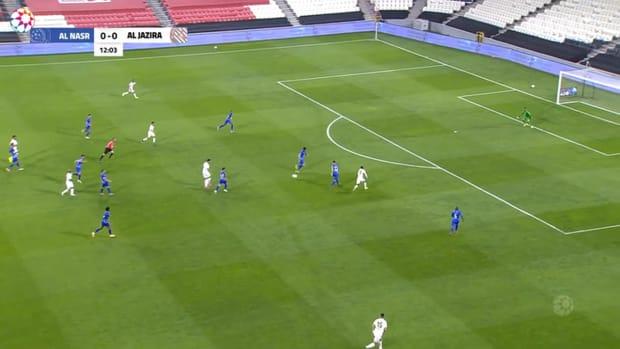 AGL Match day 14 highlights: Al-Jazira 3-0 Al-Nasr