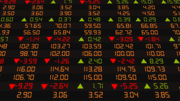Stocks-642445090