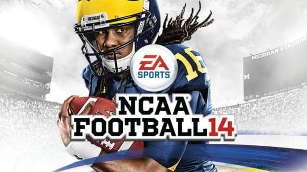 ea sports ncaa football 14 cover