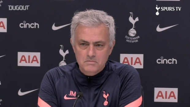 Mourinho gives Kane update ahead of Chelsea clash