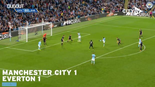 Raheem Sterling's biggest five goals for Manchester City