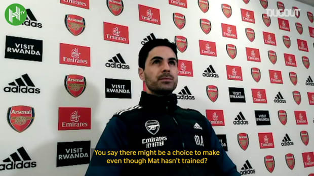 Arteta gives updates on Aubameyang, Ryan and Pepe ahead of Aston Villa