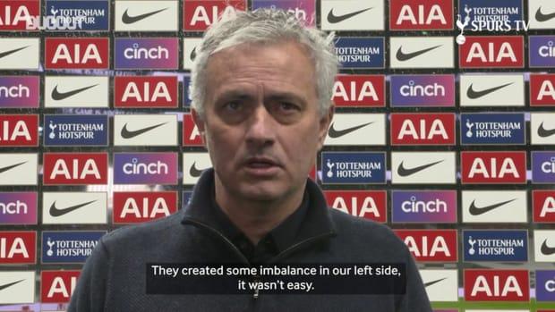 Jose Mourinho: Chelsea defeat hard to take