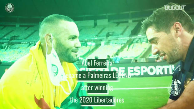 Abel Ferreira leads Palmeiras to Libertadores glory after 21 years