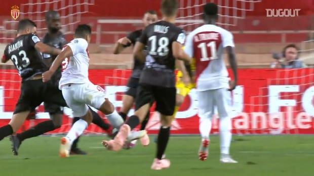 Monaco's top five goals vs Nîmes