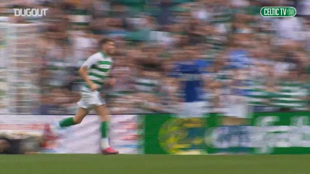 Celtic's best goals of 2019-20