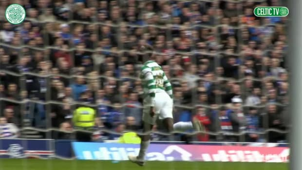 Moussa Dembélé's spell at Celtic