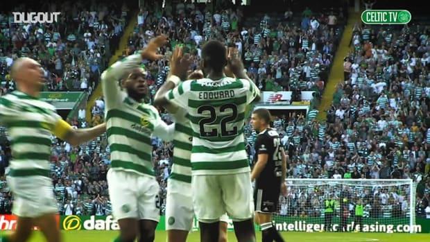 Odsonne Édouard's best moments for Celtic