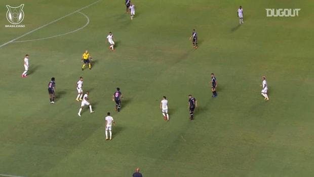 Brasileirão's top three goals of matchweek 32