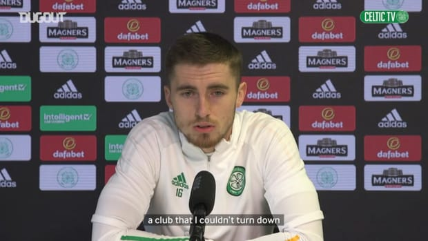 Jonjoe Kenny: 'Celtic was a club I couldn't turn down'