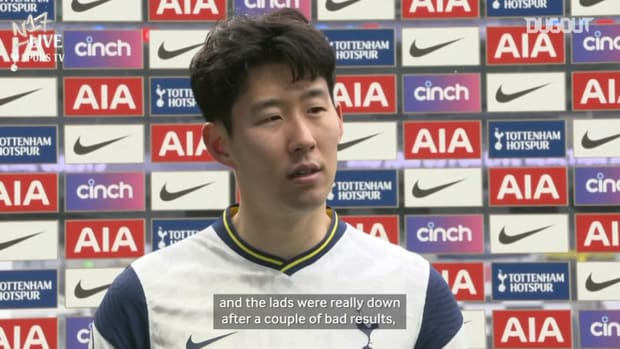 Heung-MIn Son: 'We needed West Brom win'