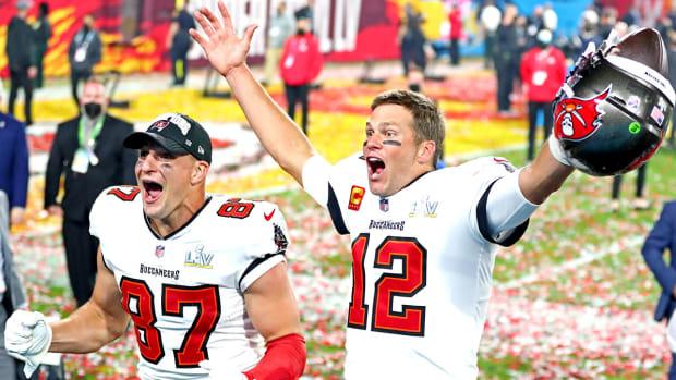Bucs Win Super Bowl LV