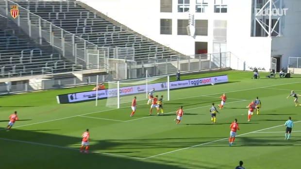 Aleksandr Golovin great hat-trick vs Nîmes