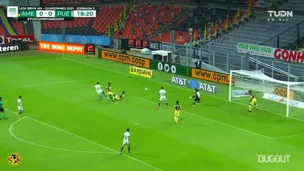 Club América's 1-0 win vs Puebla
