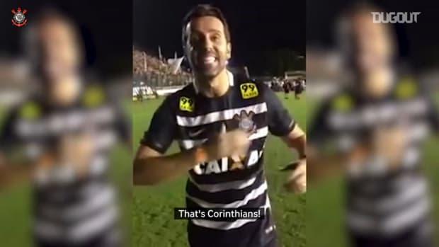 Edu Gaspar's best Corinthians moments