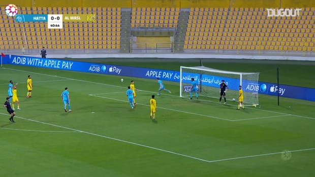 AGL Matchday 15 highlights: Al-Wasl 2-1 Hatta