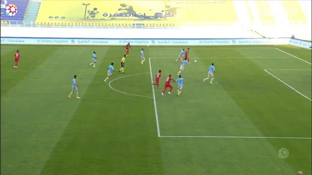 AGL Matchday 15 highlights: Al-Dhafra 1-5 Al-Jazira