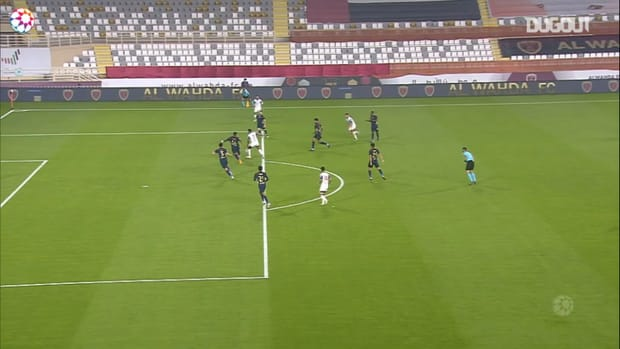AGL Matchday 15 highlights: Al-Wahda 1-1 Sharjah
