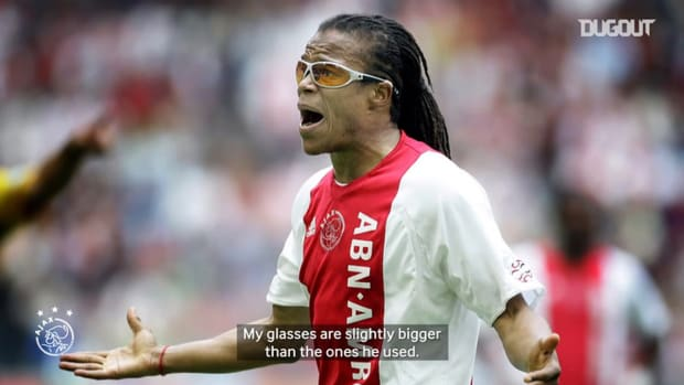 Nico Tagliafico on recovering from eye injury and looking like Edgar Davids