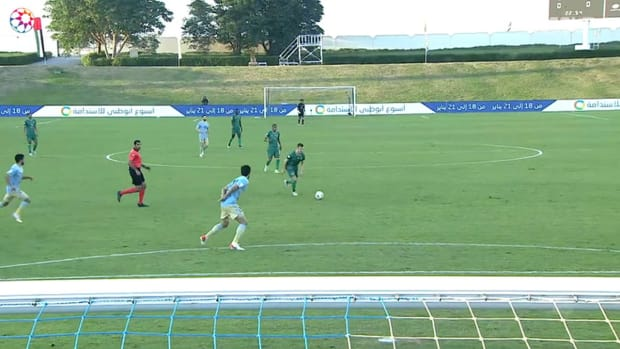 AGL Matchday 13 highlights: Al-Dhafra 1-1 Al-Wasl