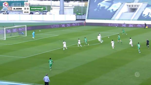 AGL Matchday 13 highlights: Khorfakkan 3-0 Al-Jazira