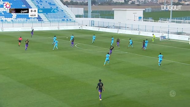 AGL Matchday 13 highlights: Hatta 0-1 Al-Ain