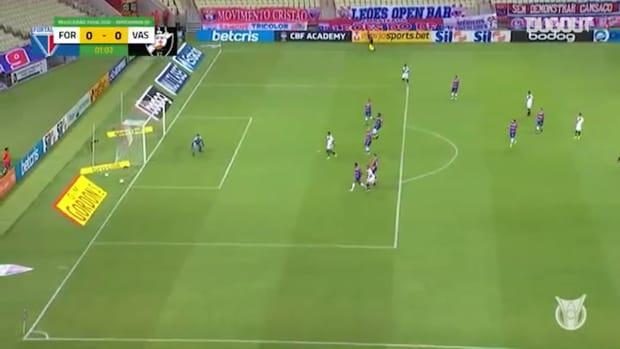 Highlights Brasileirão: Fortaleza 3-0 Vasco