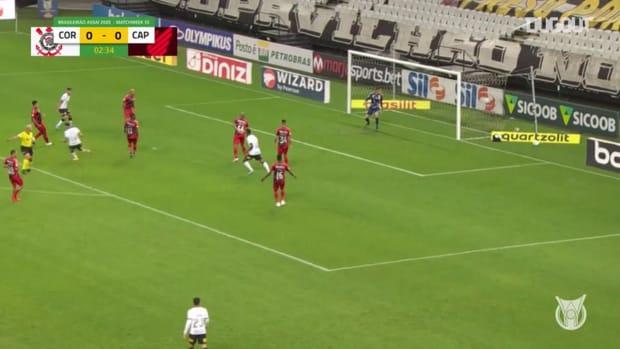 Highlights Brasileirão: Corinthians 3-3 Athletico-PR