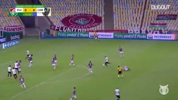 Highlights Brasileirão: Fluminense 0-0 Atlético-MG
