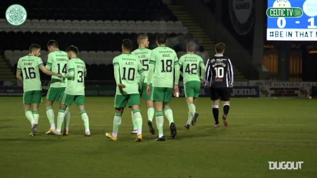 Pitchside: Celtic fire four past St Mirren