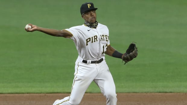 Pittsburgh Pirates Ke'Bryan Hayes