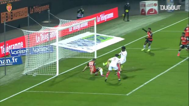 Monaco's stunning win at Lorient