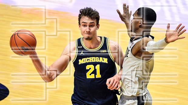 Michigan basketball's Franz Wagner
