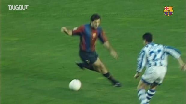 Barcelona thump Alaves 7-1 in LaLiga