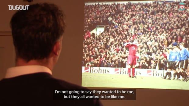 Robbie Fowler's legendary Liverpool career
