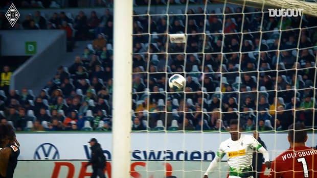 Breel Embolo's best goals for Borussia Mönchengladbach