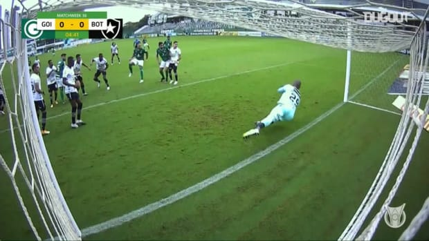 Highlights Brasileirão: Goiás 2-0 Botafogo