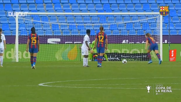 Women's football: Cup winners! (Barça 3-0 EDF Logroño)