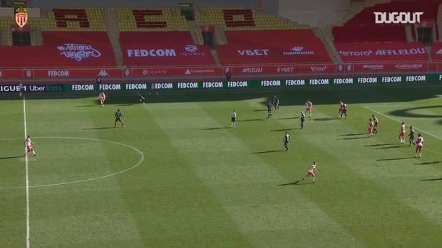 Wissam Ben Yedder's superb equalizer vs Lorient
