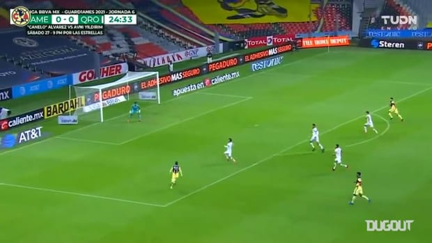 Club América's 2-1 win vs Querétaro