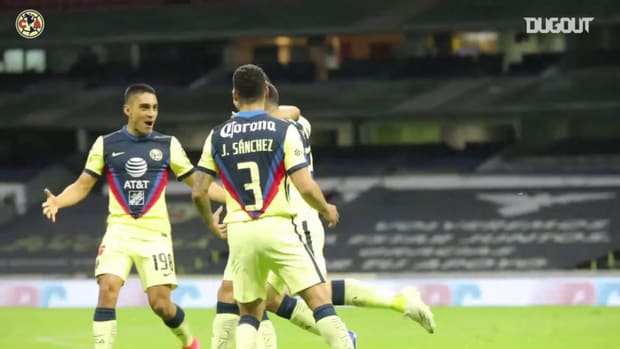 Pitchside: Henry Martín scores winning goal vs Querétaro
