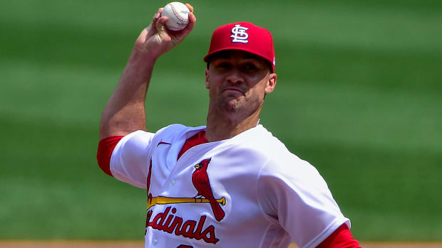 St. Louis Cardinals Jack Flaherty